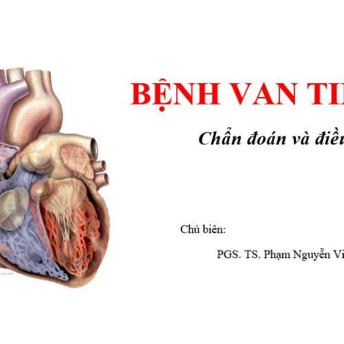 Bệnh van tim – Chẩn đoán và điều trị