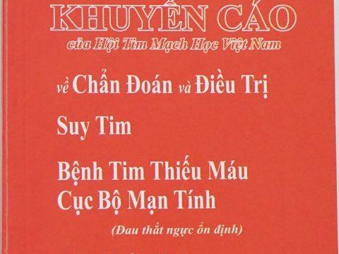 Khuyến cáo hội tim mạch học Việt Nam 2011